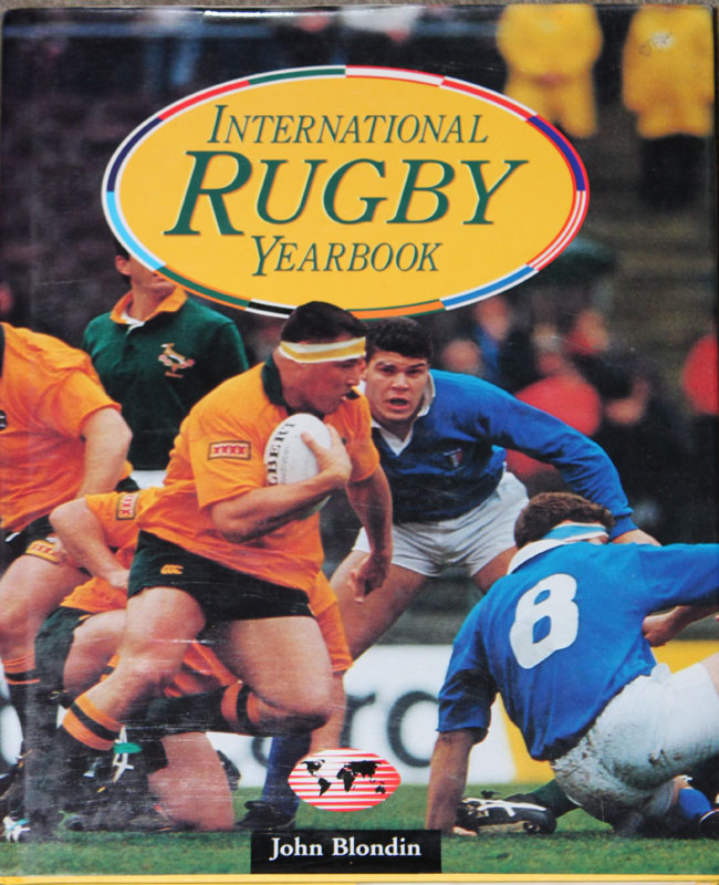 Almanacs Yearbooks: Rugby Annuals, A Great Selection From Around The World